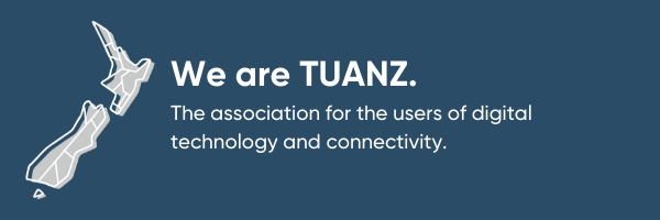 We are TUANZ